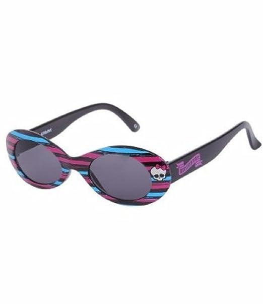 Monster High - Gafas de sol - para niña Negro negro: Amazon ...