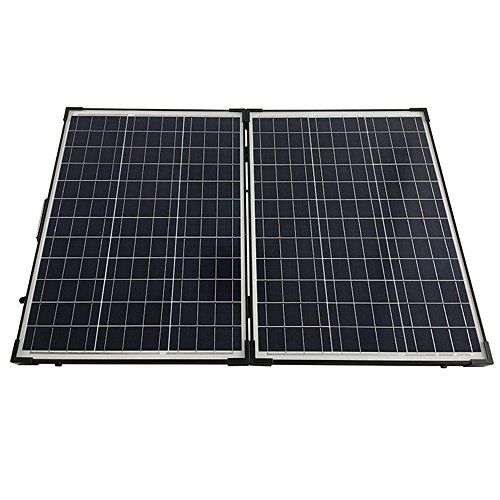 Hqst 100 Watt 12volt Off Grid Polycrystalline Portable