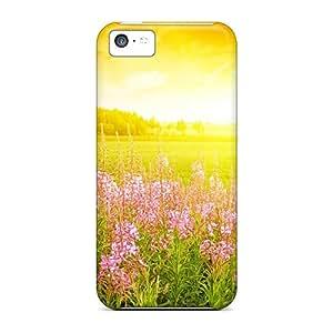 Michorton Scratch-free Phone Case For Iphone 5c- Retail Packaging - Sundown