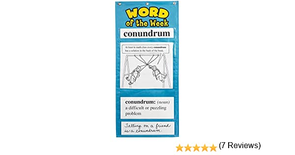 Amazon.com : Educational Insights Word Of The Week Vocabulary ...