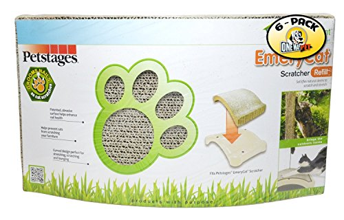 Petstages Emerycat Scratcher Refill Pack product image