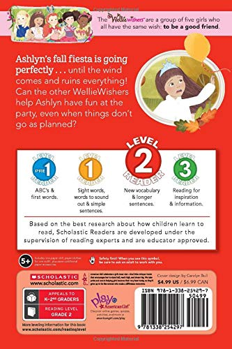 Ashyln S Fall Fiesta Scholastic Reader Level 2 American Girl