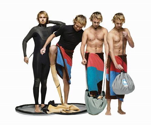 - PVC Wetsuit Changing Mat - Waterproof for Life