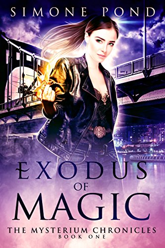 Exodus Of Magic by Simone Pond ebook deal