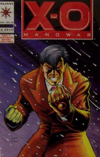 X-O Manowar #26 (Vol. 1, No. 26, March 1994)