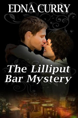 Book cover image for The Lilliput Bar Mystery: A Lady Locksmith cozy mystery