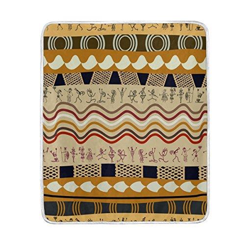 Fleece Blanket Super Soft Warm Fuzzy Anti-static Double-side