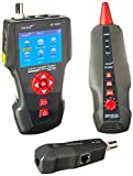 Noyafa NF-8601W-A Multi-functional Network cable tester For RJ45, RJ11, BNC, PING/POE 8 Identifier