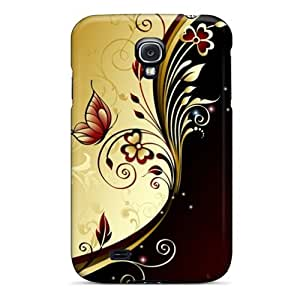 First-class Case Cover For Galaxy S4 Dual Protection Cover My Creation