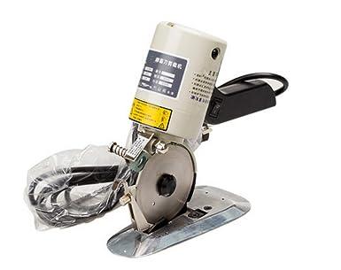 gr-tech Instrumento® 350 W 125 Mm Eléctrico Tijeras Cortador de Tela de  gamuza 84d9469fd789