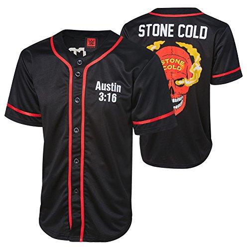 WWE Authentic Wear Stone Cold Steve Austin 3:16