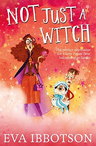 book cover of Not Just a Witch