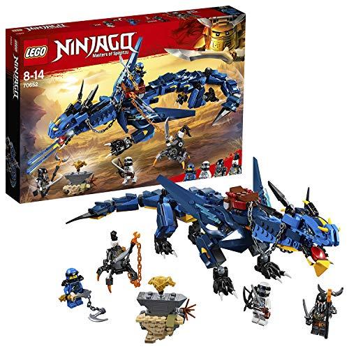 LEGO Ninjago Stormbringer Dragon Toy, Masters of