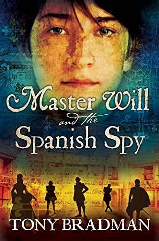 book cover of Master Will and the Spanish Spy