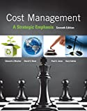 img - for Cost Management: A Strategic Emphasis (Irwin Accounting) book / textbook / text book