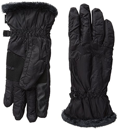Isotoner Women's smarTouch NeverWet Packable Gloves with ...