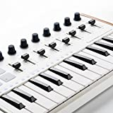 Worlde 25 Key USB Portable Tuna Mini MIDI