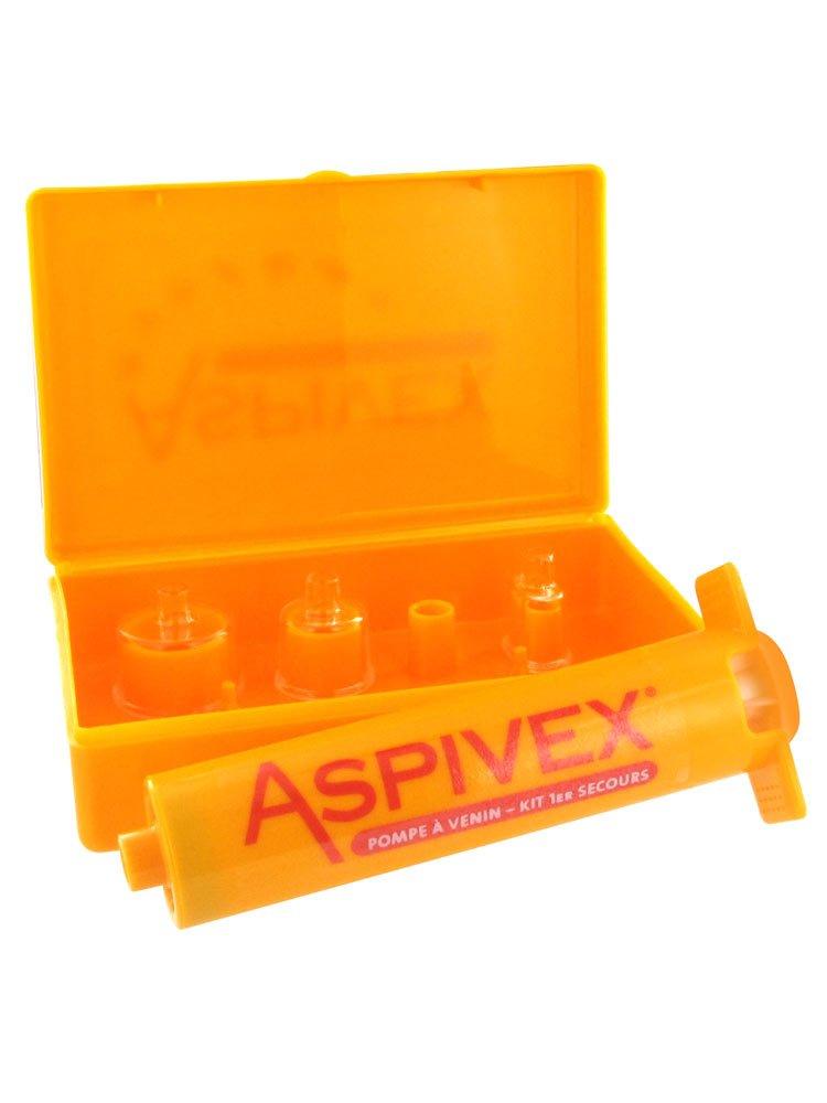 Novodex Aspivex Pompe à Venin Kit Premier Secours Nutreov 6013
