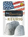 water filter replacement keurig 2.0 3 Premium Keurig Filter compatible for Keurig 2.0 coffee maker water filters or older K-cup Pod -not for couisinart- charcoal cartridges better then oem keurig replacement parts (3)