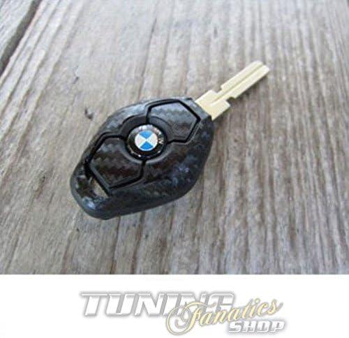 Schlüssel Carbon Design Dekor Folie Aufkleber Sticker In Schwarz Auto