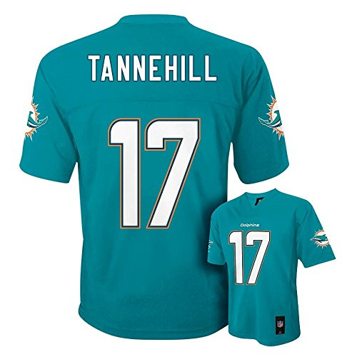 Outerstuff Ryan Tannehill #17 Miami Dophins NFL Youth Mid-tier Jersey (Youth Xlarge 18/20)]()