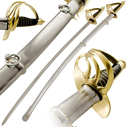 U.S. Cavalry Trooper Sword 42 Inches by W K Sales