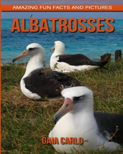 Read Online Albatrosses: Amazing Fun Facts and Pictures about Albatrosses for Kids ebook