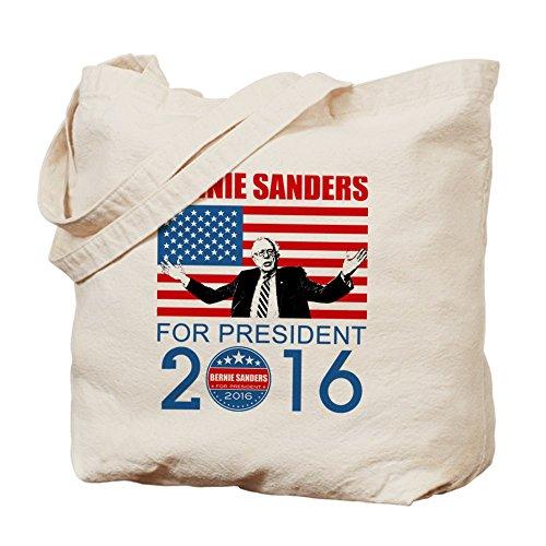 CafePress 2016 President Election Democrats Bernie Sanders For Tote Bag - by CafePress