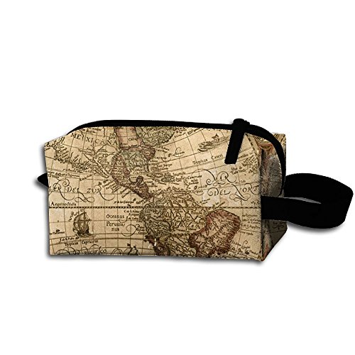 Designer Bags With Maps On Them - 5