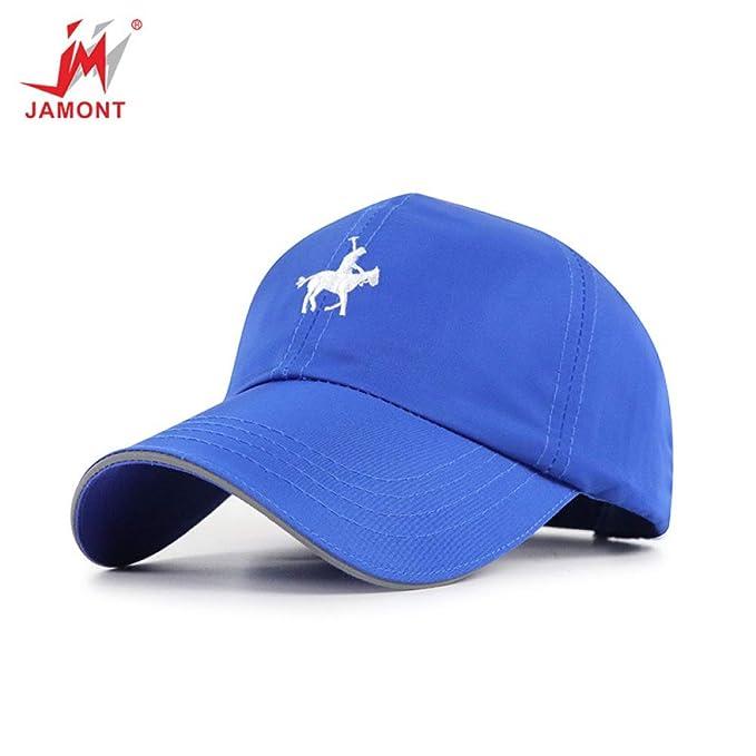 sdssup Gorra de béisbol Gorra Mujer Anti-Smashing Gorra Color Azul ...