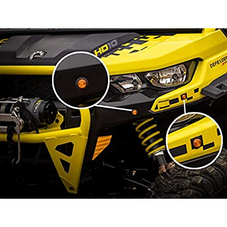 SuperATV Turn Signal Kit for 2020+ Can-Am Defender HD5 ...