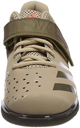 Chaussures Gymnastique Powerlift3 Homme Adidas Traoli tecbei Marron Cblack De Pour nParnq5Sx