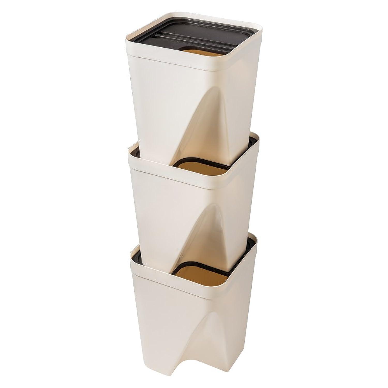 ゴミ箱 ペダルペール ふた付き ペダル式 コンパクト 音無し 防臭 場所とらない GINIHOME ステンレス 5L 四角