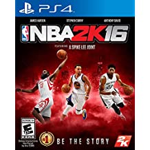 NBA 2K16 - Standard Edition - PlayStation 4