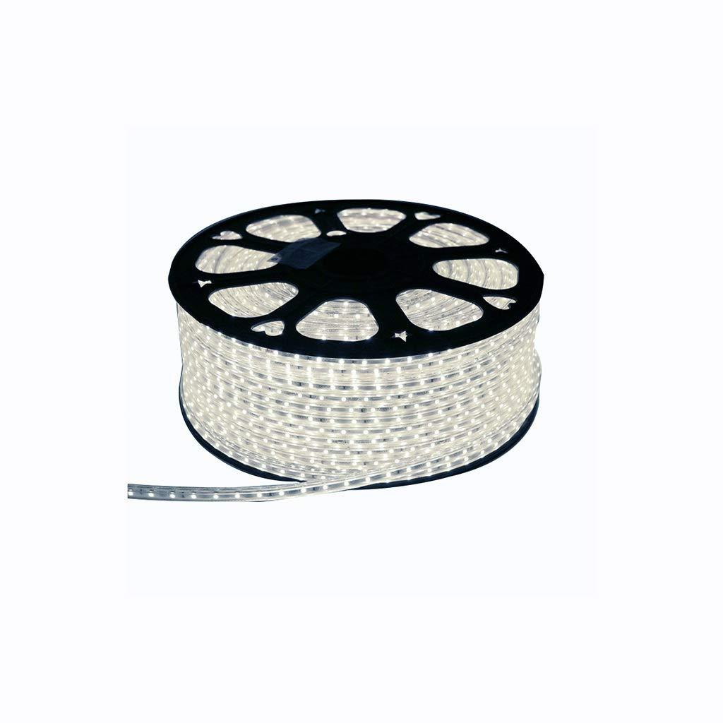 ライトストリップ、 調光対応LEDストリップライトキット、8 w/m LEDテープ、防水白色LEDリボン、ランプサイズ2.8 * 3.5 cm(その他のサイズはカスタマイズ可能) (サイズ さいず : 50 m) B07R3VHVR1  50 m