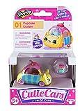 Shopkins Cutie Cars #01 Cupcake Cruiser with Mini Shopkin Exclusive