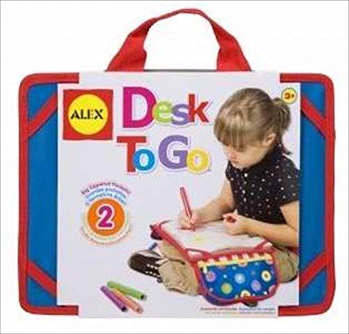 ALEX Toys 110847 Childrens Desk On The Go