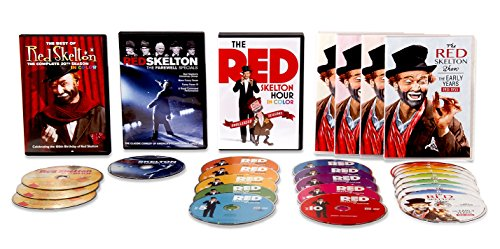 (The Red Skelton Hour In Color: Deluxe Edition (22DVD) )