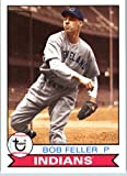 2016 Topps Archives #163 Bob Feller Cleveland Indians Baseball Card