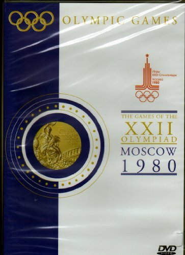 The Official Olympic Games: MOSCOW 1980 [DVD] (Olympic Moscow 1980 Games)