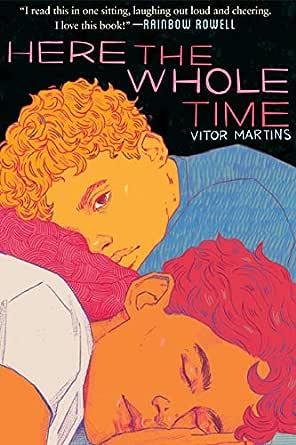 Amazon.com: Here the Whole Time eBook: Martins, Vitor, Helena, Larissa:  Kindle Store