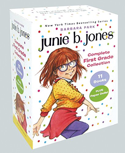 Junie B. Jones Complete First Grade Collection Box set by Random House Books for Young Readers