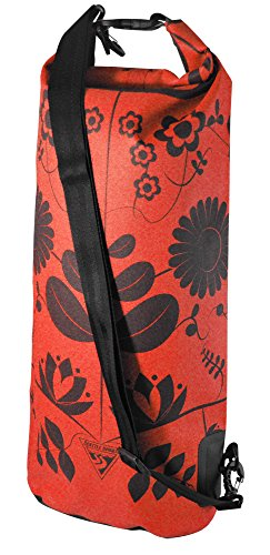 Seattle Sports Built U.S.a. 20 Liter Dry Bag Perfect for Paddling, Camping, Beach, Bike, More!, Alice