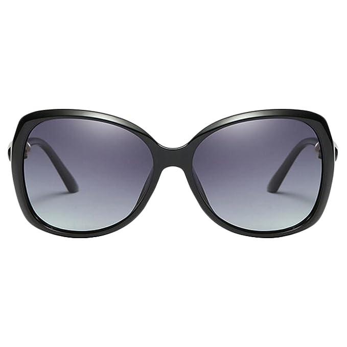 Neutros Gafas De Sol Circulares De Policarbonato, C1-OneSize ...