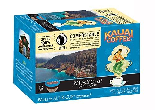 Kauai Coffee Coast Roast Single product image