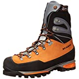 Scarpa Men's Mont Blanc Pro GTX Mountaineering Boot, Orange, 42 EU/9 M US