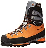 Scarpa Men's Mont Blanc Pro GTX Mountaineering Boot, Orange, 41 EU/8 M US