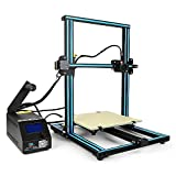 [Upgrade Version]EARME Creality3D CR - 10S 3D Desktop Printer Filament Monitor Dual Z Axies Leading Screw Rod DIY Large Size 300x300 x400mm with SD Card Off-line Printing Function