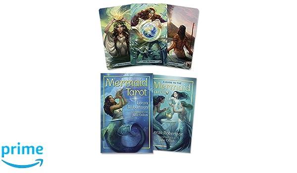Mermaid Tarot: Amazon.es: Leeza Robertson, Julie Dillon ...