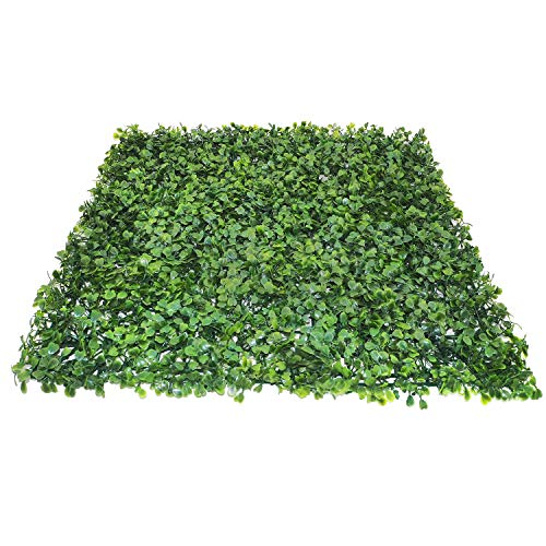 Emlyn Artificial Boxwood Suitable for Both Outdoor or Indoor, Garden, Backyard and Home Decor(1PC Sample, Boxwood)